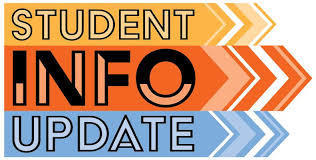 Annual Student Update Directions