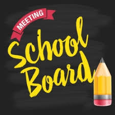 Special Board Meeting Monday, June 8, at 6:00 PM