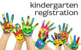 2021-2022 Kindergarten Registration Information