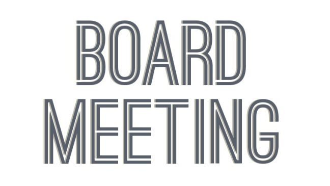 Special School Board Meeting March 26, 7:00 PM